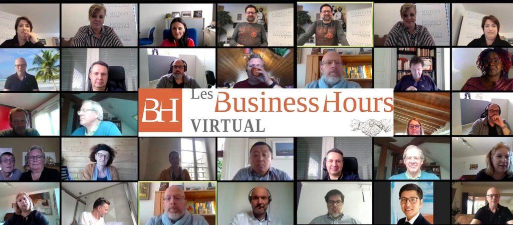 Virtual BH