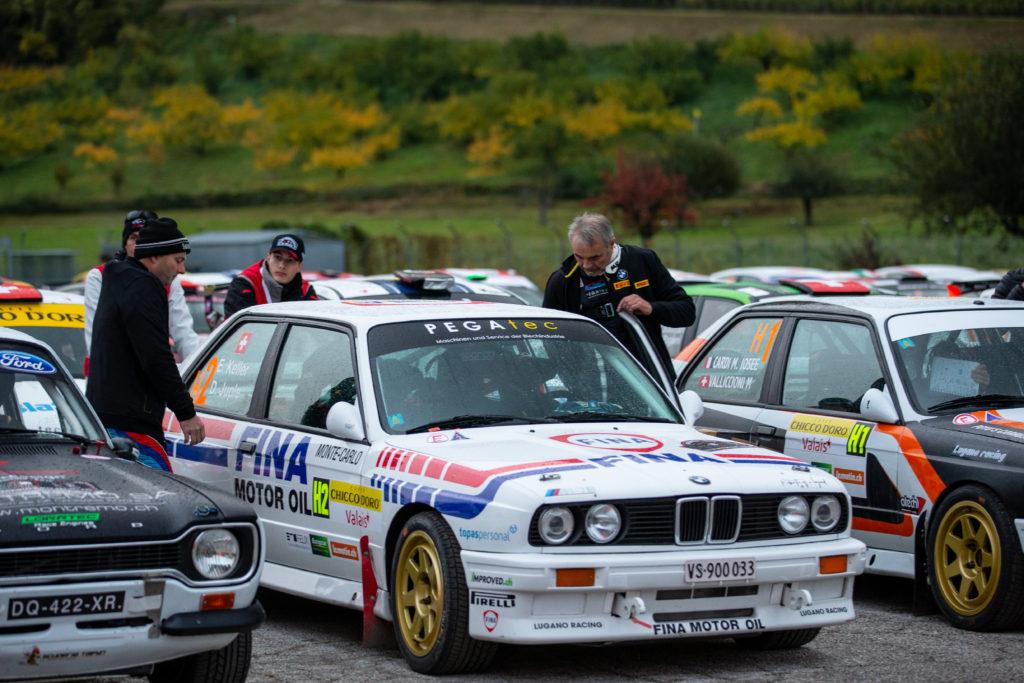 Rallye Historique du Valais