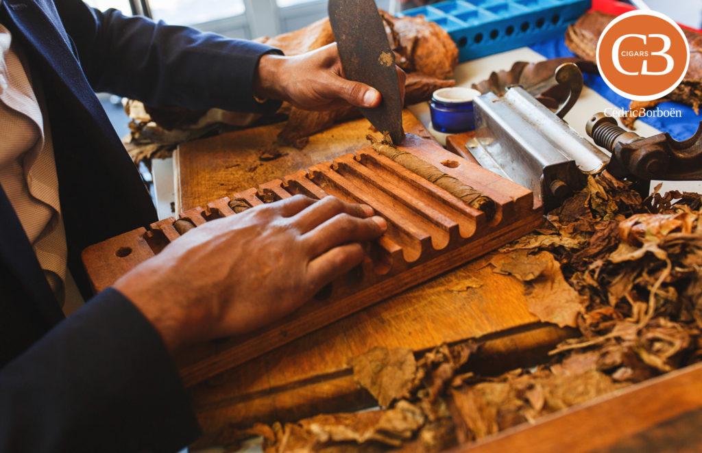 CB Cigars creation